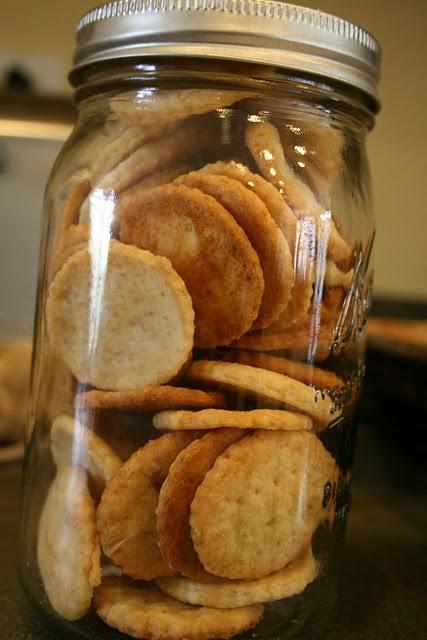 Plastic-Free Ritz Crackers
