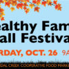 Tidal Creek Coop - Fall Festival
