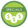 Tidal Creek Coop - Specials