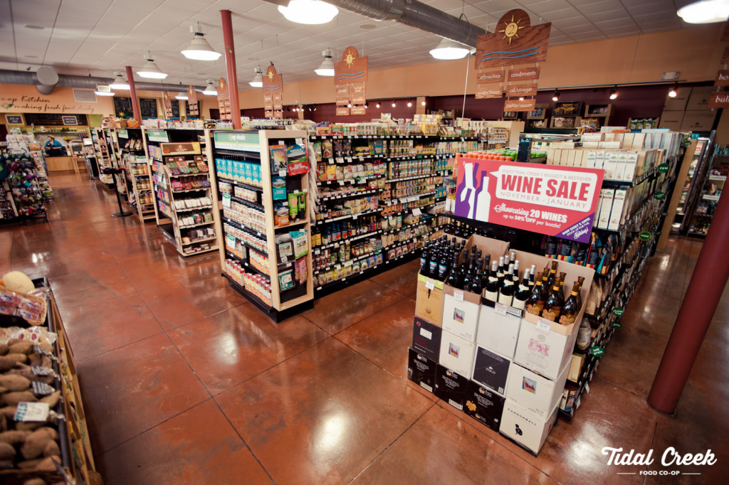 TidalCreek_Store Photos _ Aisle 2_Grocery Department