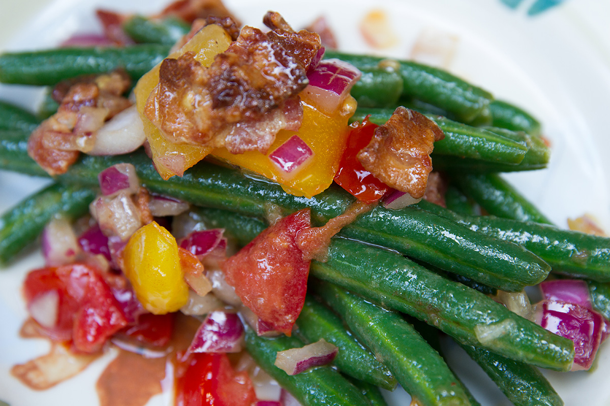 Weekly Fresh Flyer: Chilled Green Bean Salad