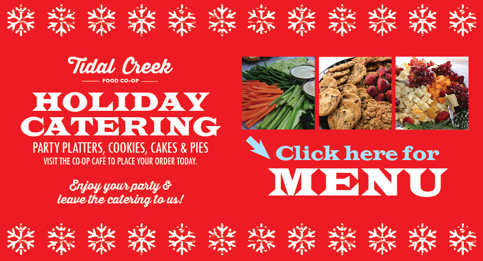 Holiday Catering In Wilmington