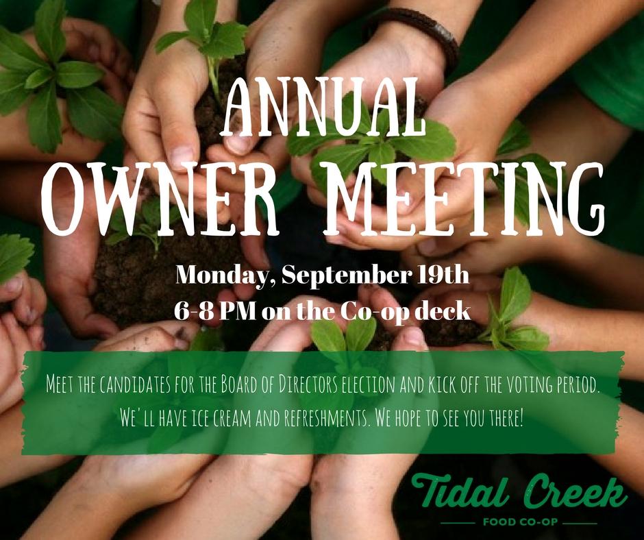 annualowner-meeting