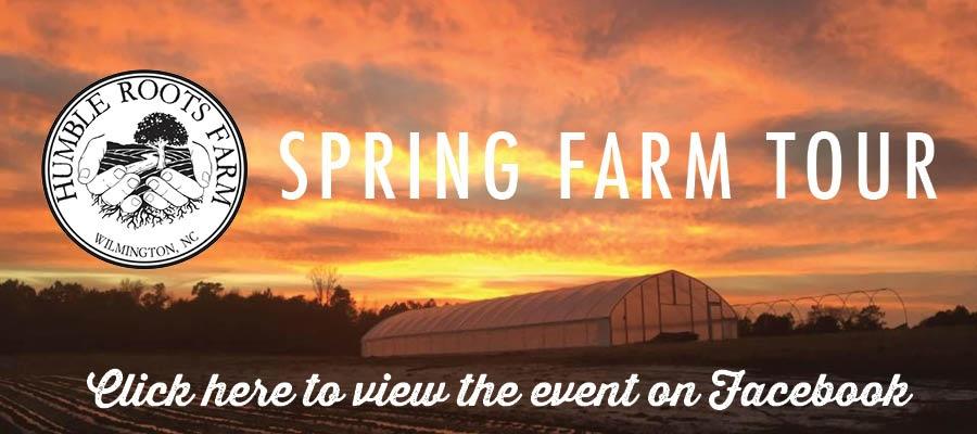 Spring Farm Tour At Humble Roots Farm