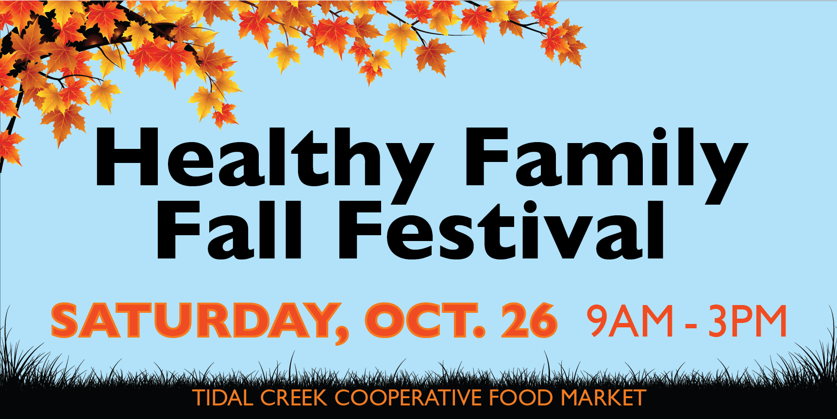 Healthy Living Fall Festival